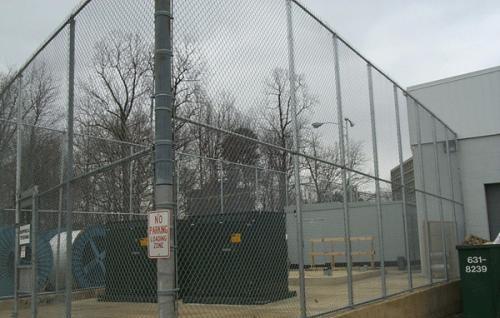 Richmond Chain Link Fences Hercules Fence Virginia Va