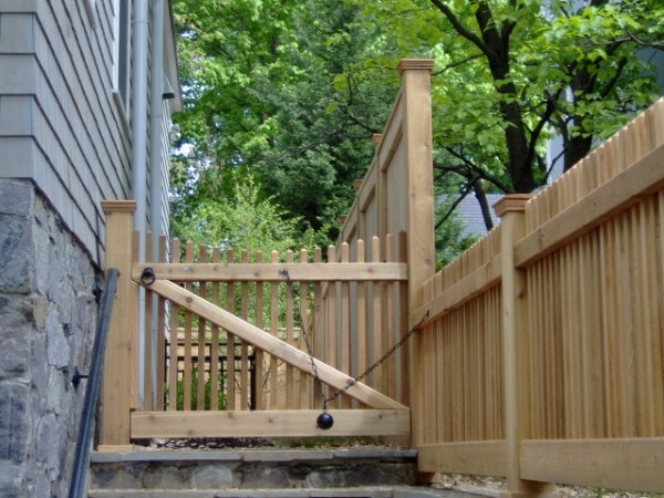 Richmond Residential Custom Wood Fences Hercules Fence