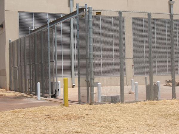Richmond High Security Chain Link Fences Hercules