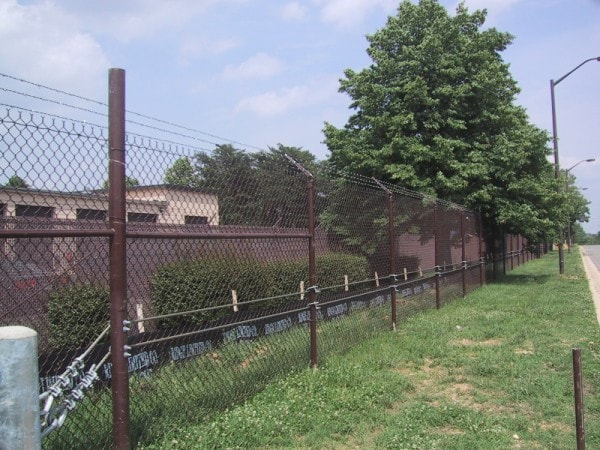 Richmond Force Protection Fences Hercules Fence