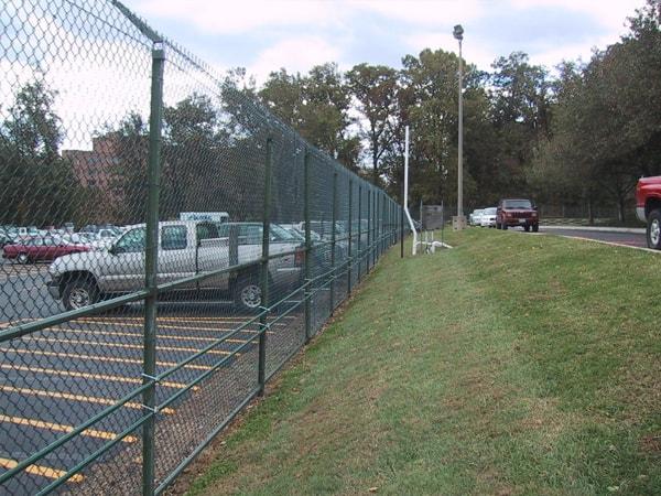 Richmond K12 Rated Fence Hercules Fence Virginia Va