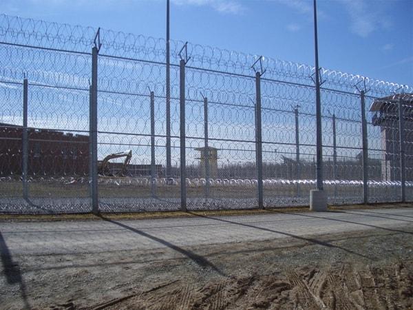 Richmond Anti Climb Fences Hercules Fence Virginia Va
