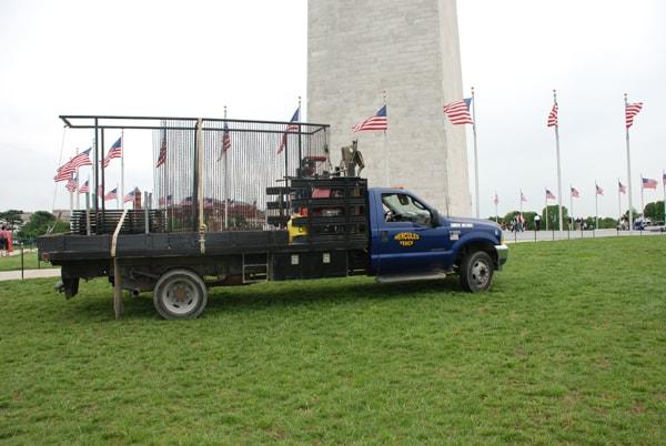 Richmond Fence Company Hercules Fence Virginia Va