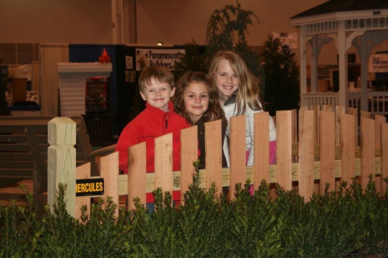 Richmond Fence Trade Shows Hercules Fence Virginia Va