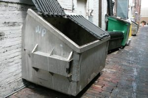 Install a Dumpster Enclosure for Safety and Curb Appeal