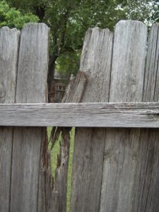 Do You Need Fence Repair After Summer Storms?