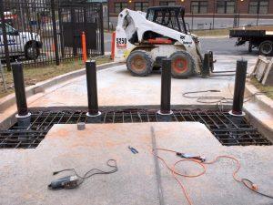 hydraulic barriers