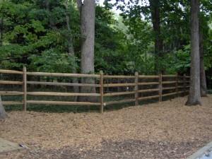 fence repair Richmond