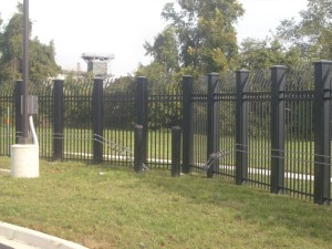 high security fencing Richmond