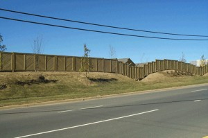 noise barrier