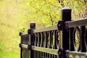 ornamental fence styles