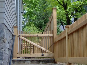 residential-fence-Richmond